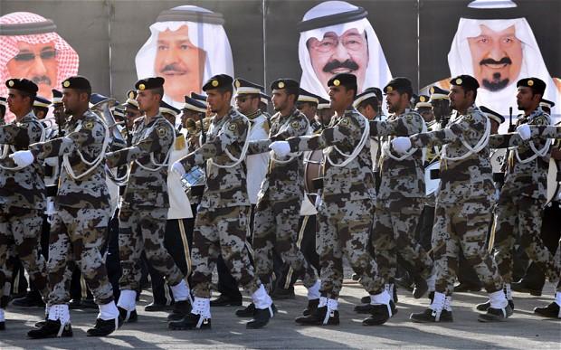 Армия Саудовская Аравия