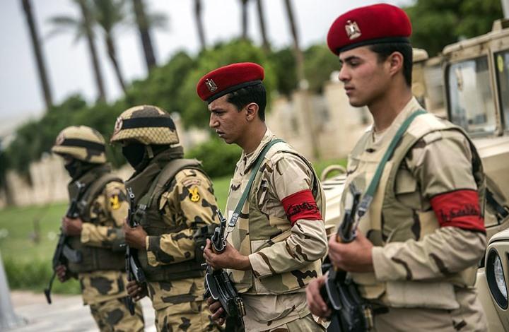Армия Египет
