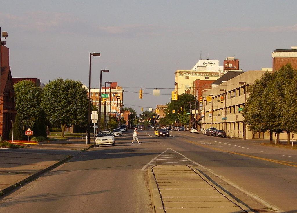 Хантингтон, Западная Вирджиния бедность