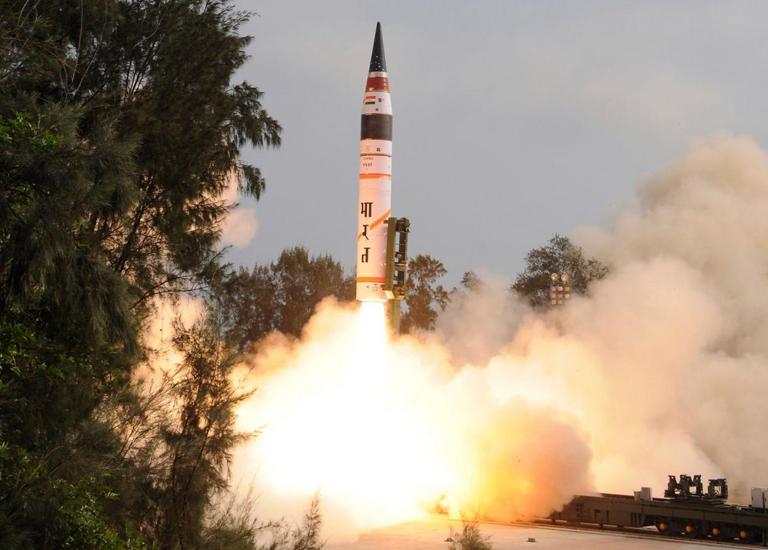 9 стран с ядерным оружием