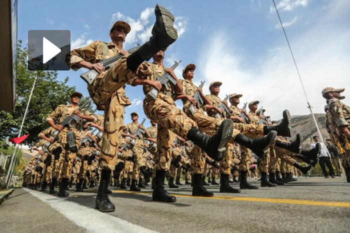 Армия Иран