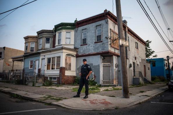 Пассаик, Нью-Джерси бедность