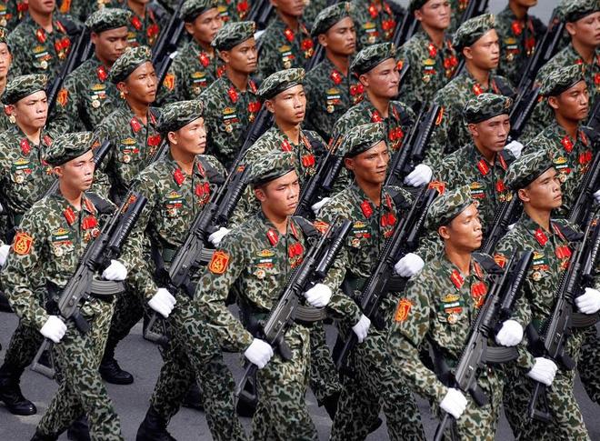 Армия Вьетнам