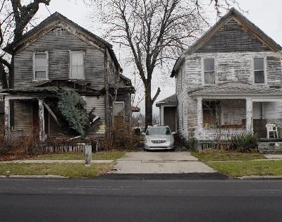 Флинт, Мичиган бедность