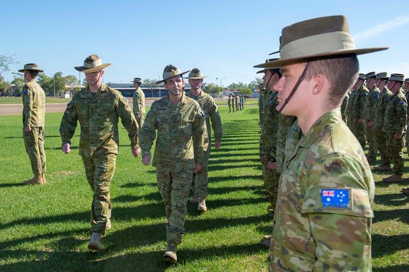 Армия Австралия