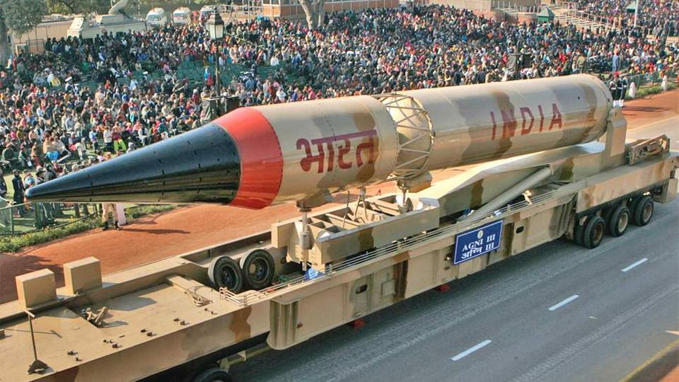 Индия ядерный арсенал