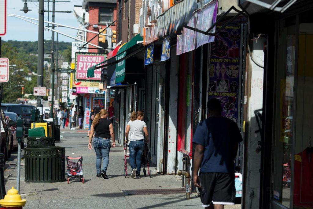 Патерсон, Нью-Джерси бедность