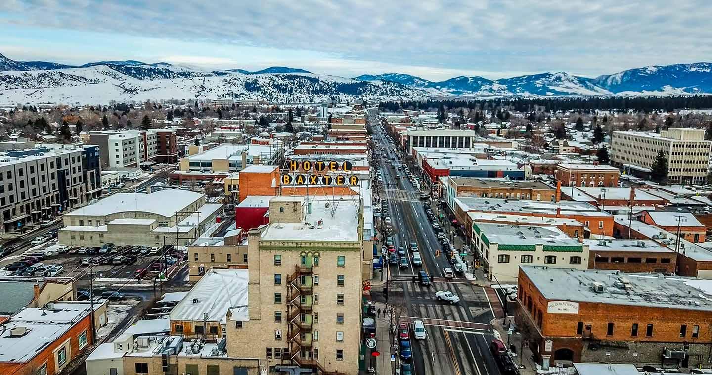 Бозман, Монтана