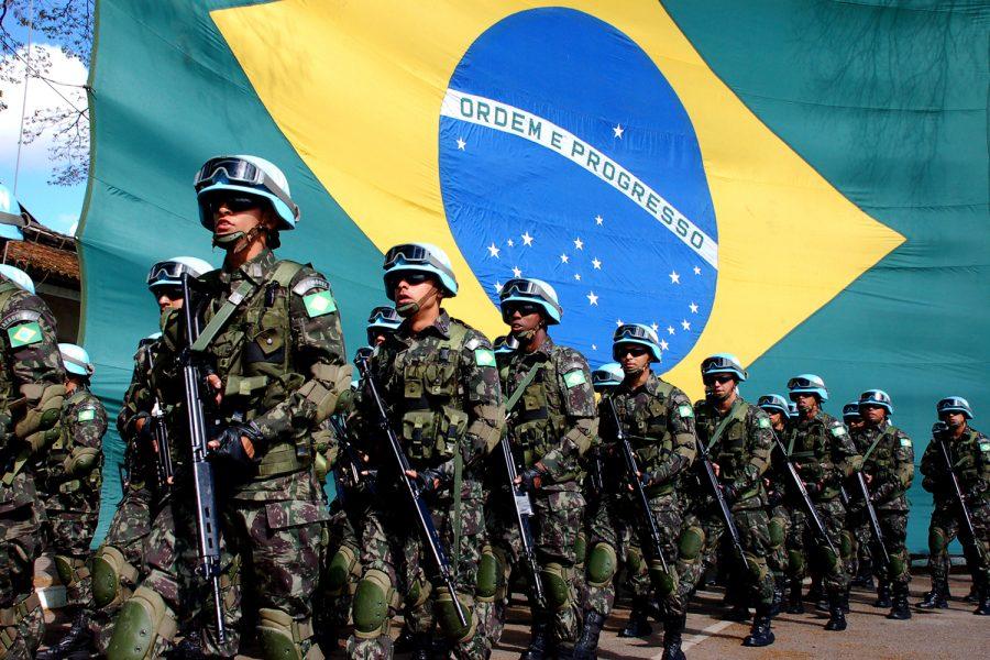 Армия Бразилия
