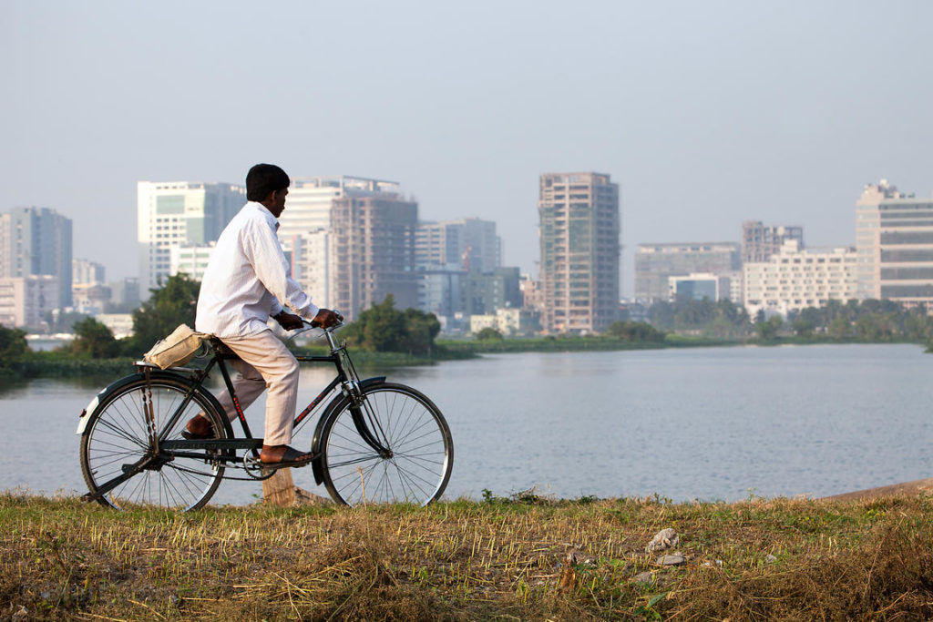 Велосипедная Калькутта