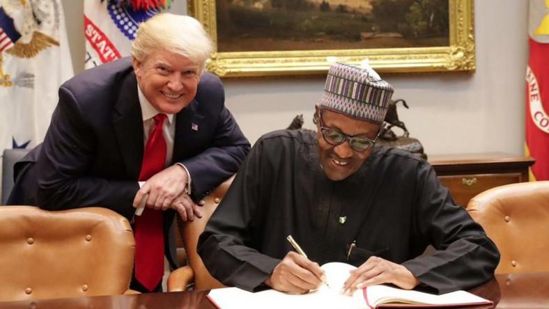 Нигерия Дональд Трамп