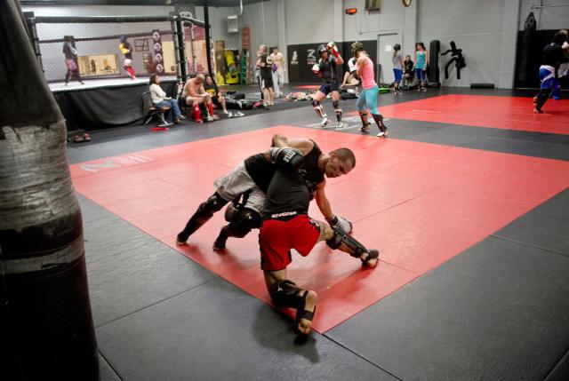 Jackson-Wink MMA