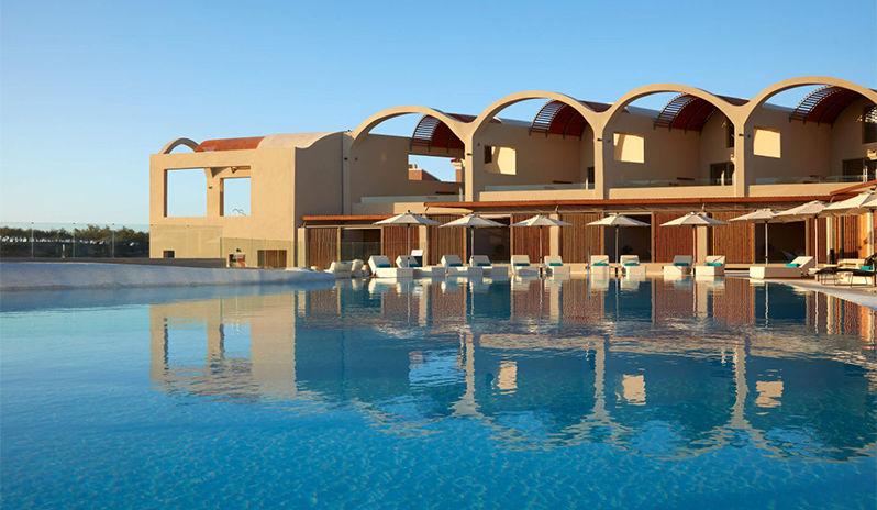 Отель Domes Noruz Chania