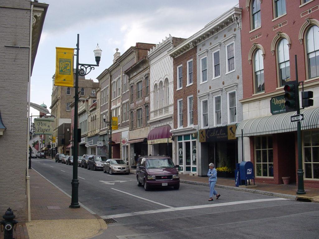 Стонтон, Вирджиния