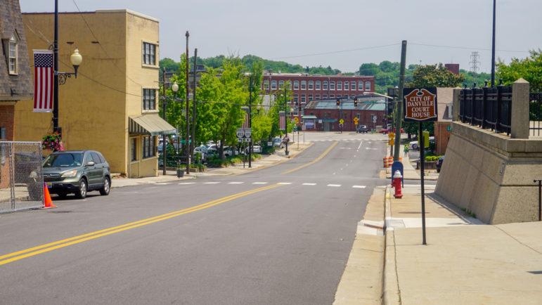 Данвилл, Вирджиния