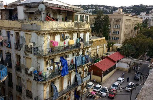 Алжир, Алжир бедность