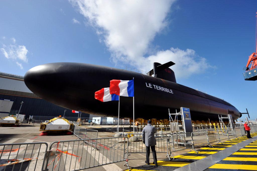Франция ядерный арсенал