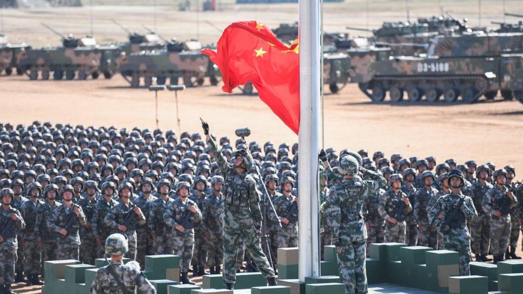 Армия Китай