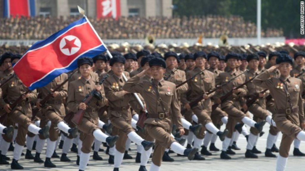 Армия Северная Корея