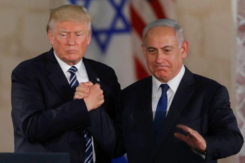 Израиль Дональд Трамп