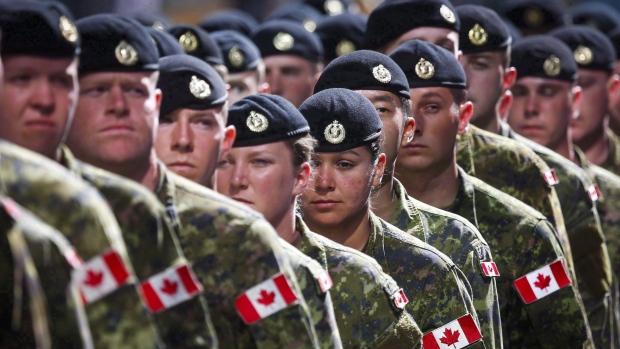 Армия Канада