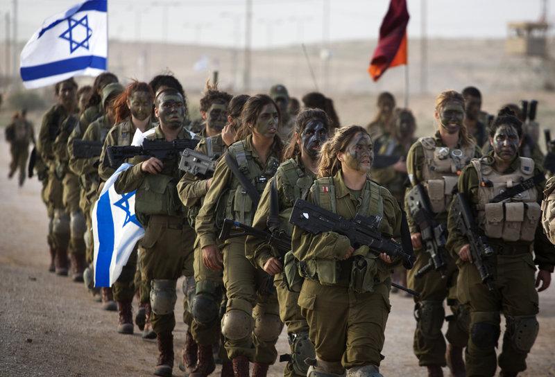 Армия Израиль