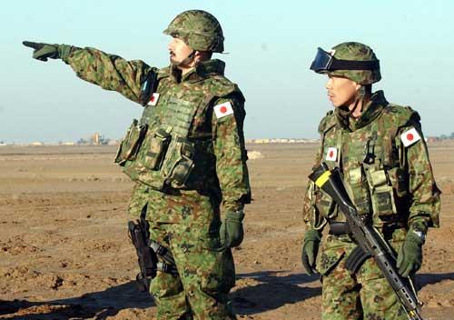 Армия Япония