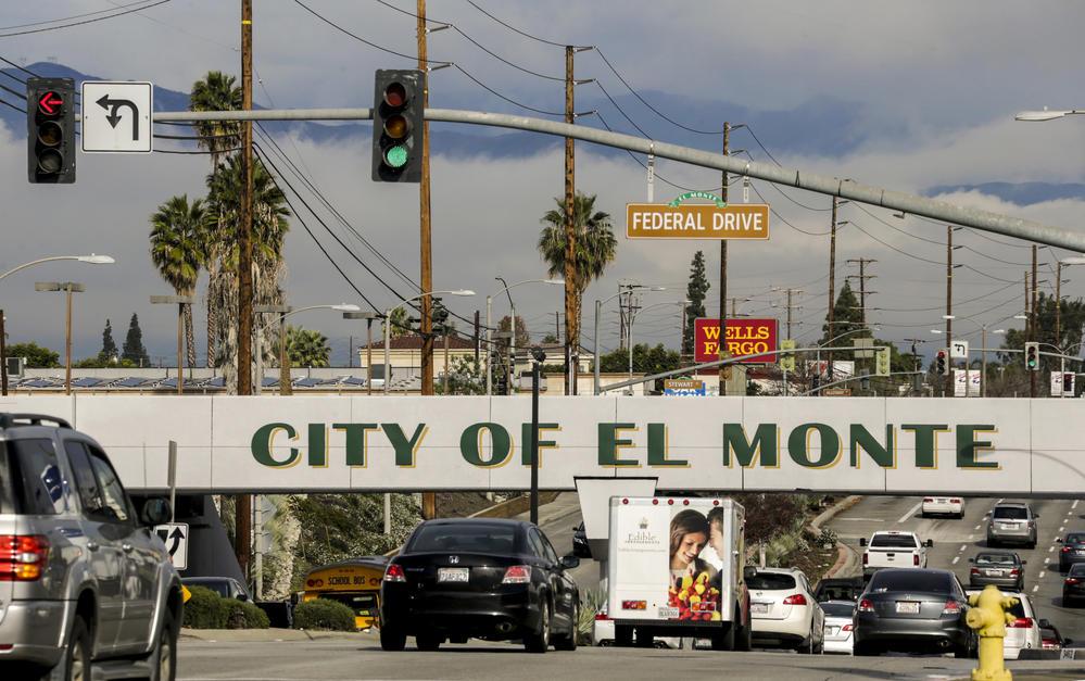 Эль Монте, Калифорния бедность