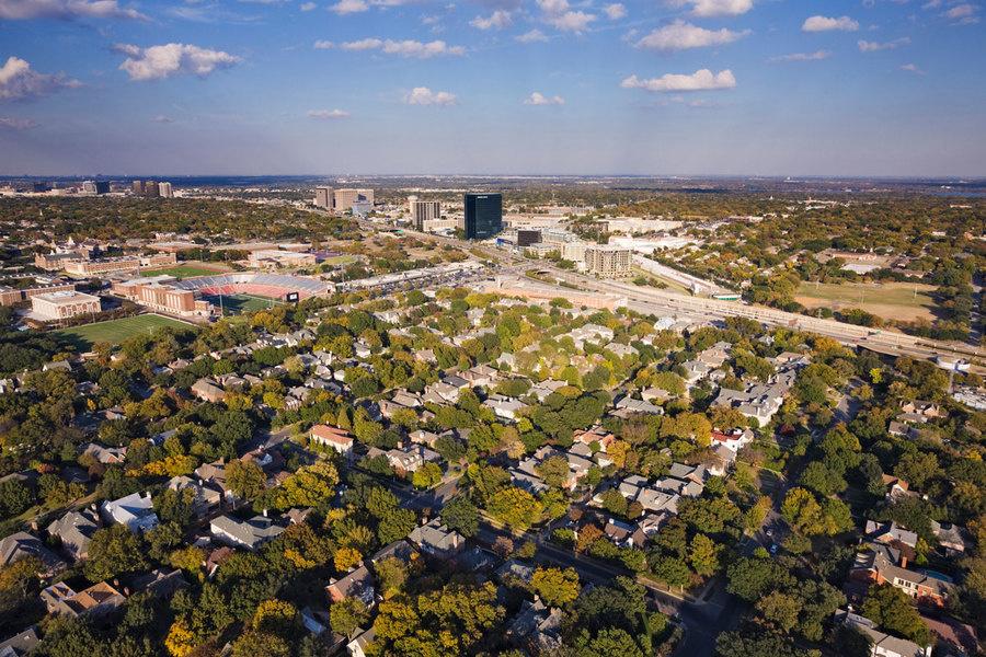 Юниверсити Парк, Техас