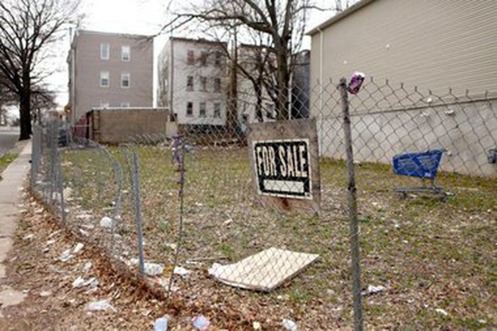 Трентон, Нью-Джерси бедность