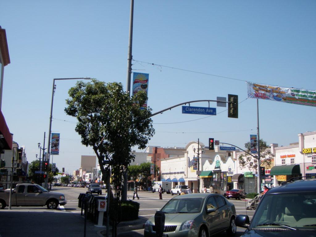 Хантингтон Парк, Калифорния бедность