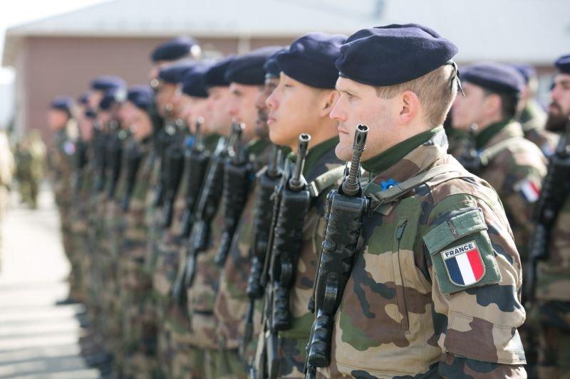 Армия Франция