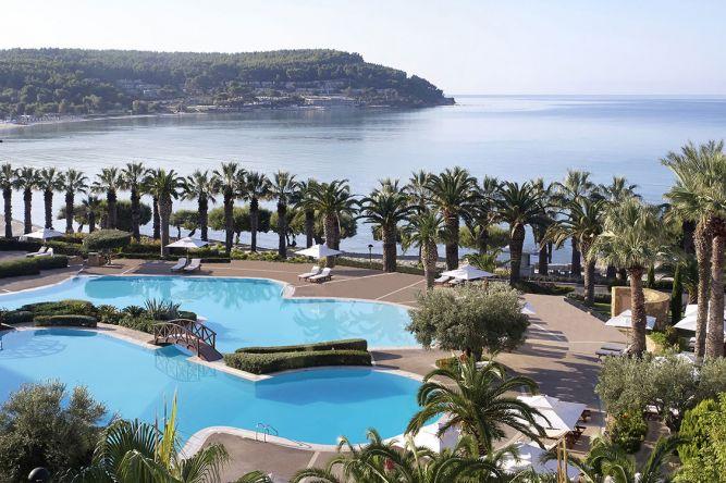 Отель Sani Asterias Sani Resort, Халкидики, Греция