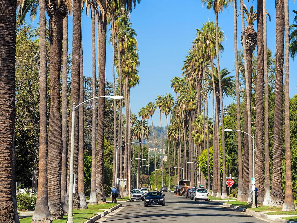 Беверли-Хиллз, Калифорния