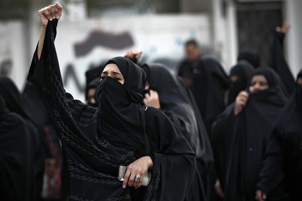 Саудовская Аравия женщины дискриминация