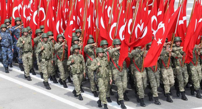 Армия Турция