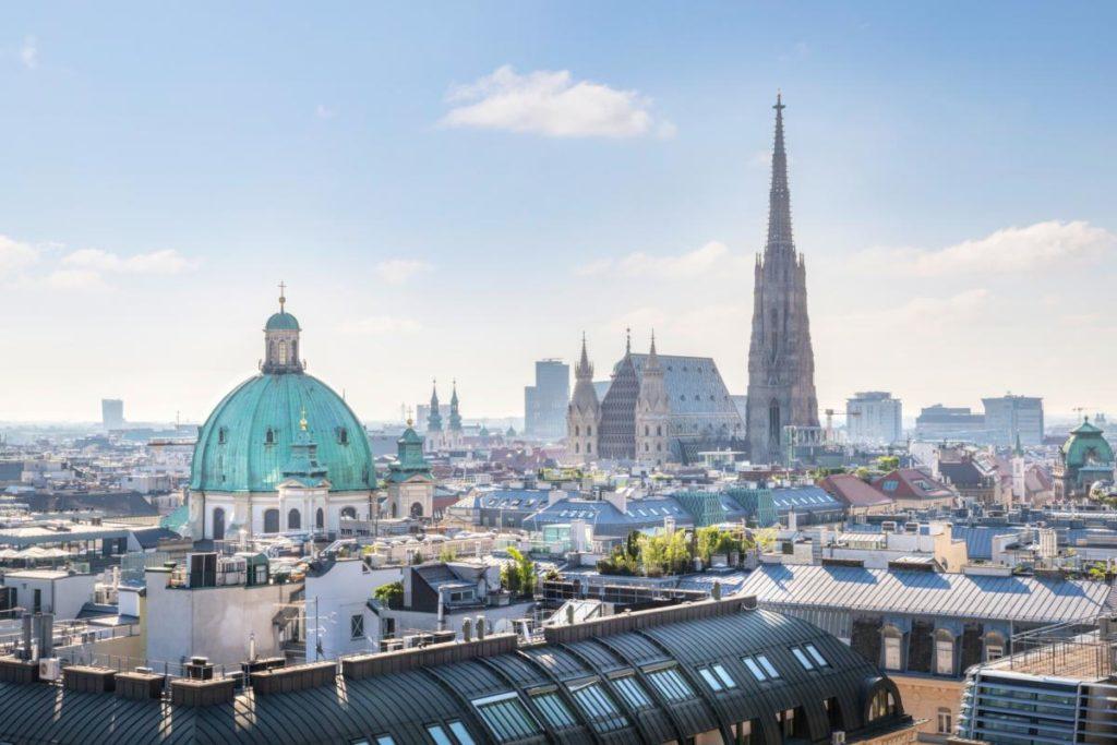 Вена пригодные для жизни города