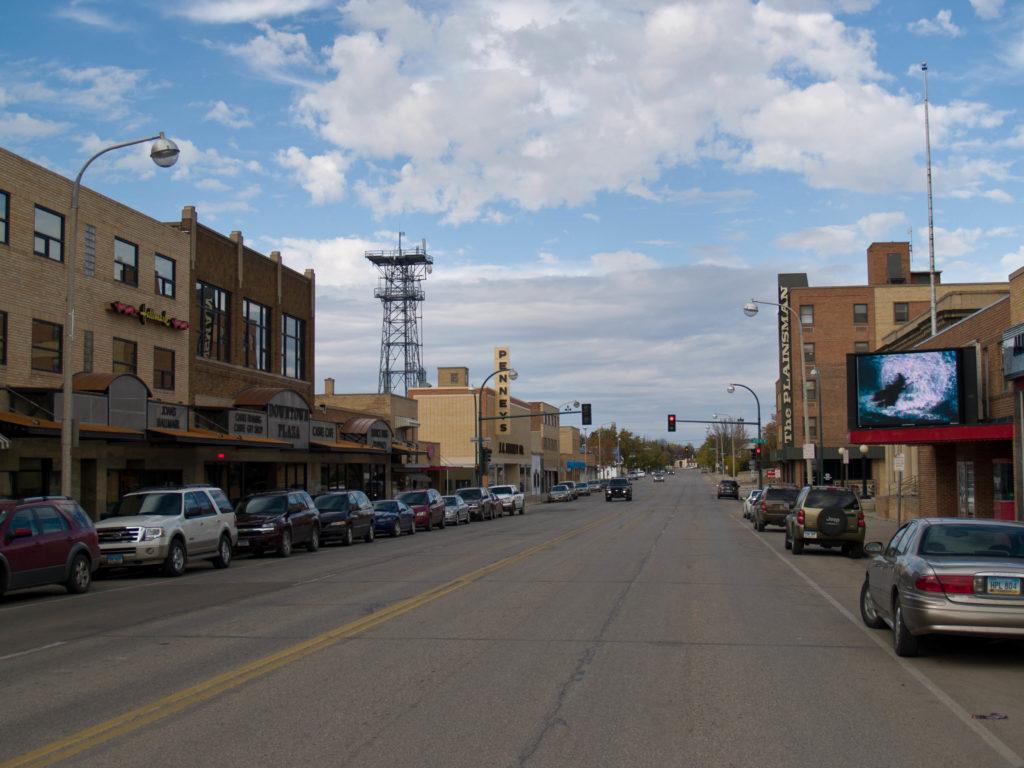Уиллистон, Северная Дакота