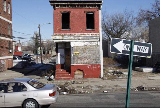 Янгстаун, Огайо бедность