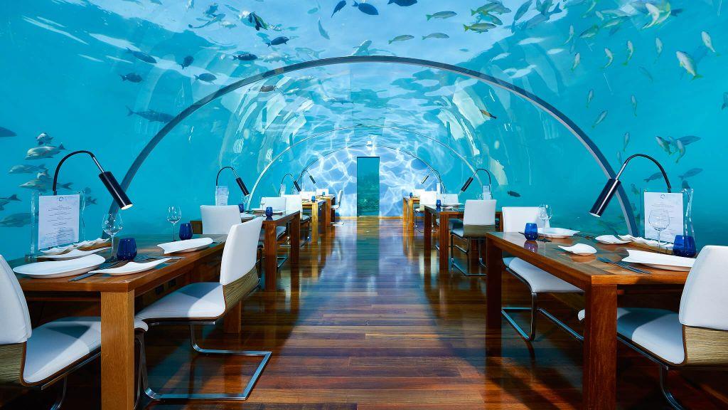 Отель The Conrad - Мальдивские Острова, остров Рангали