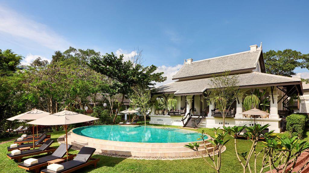 Отель Rosewood Luang Prabang