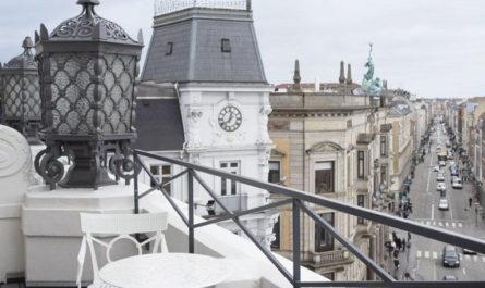 Из какого отеля в Копенгагене открывается самый лучший вид?