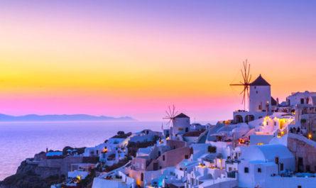 10 лучших городов для медового месяца в Европе