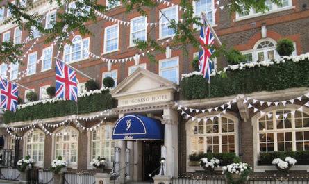 Где остановиться в Лондоне в период новогодних праздников?
