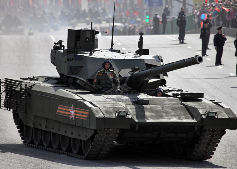 5 стран, которые, вероятно, закупят новый российский танк Армата