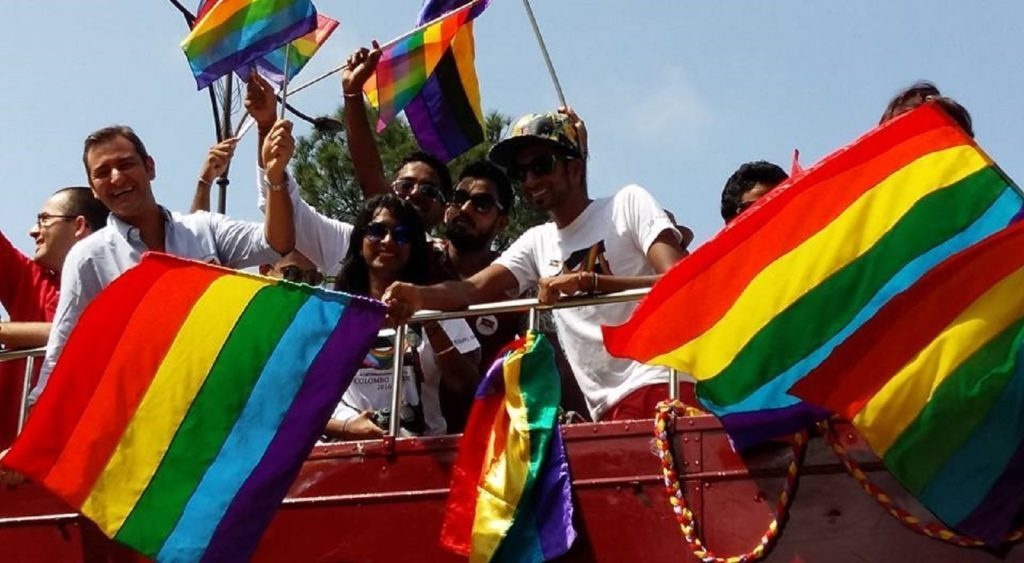 Шри-Ланка ЛГБТ