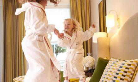 10 лучших семейных отелей Лондона