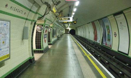 11 самых таинственных станций лондонского метро