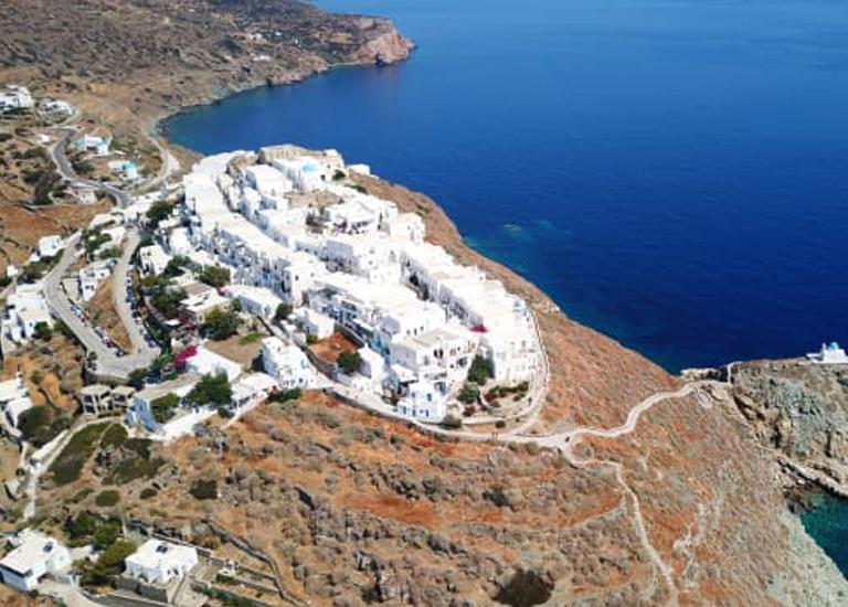 Самые живописные греческие деревушки