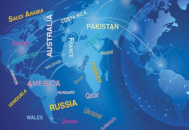 Почему эти страны называются именно так